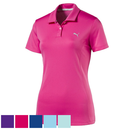 プーマ ゴルフ Ladies Pounce Golf Polo