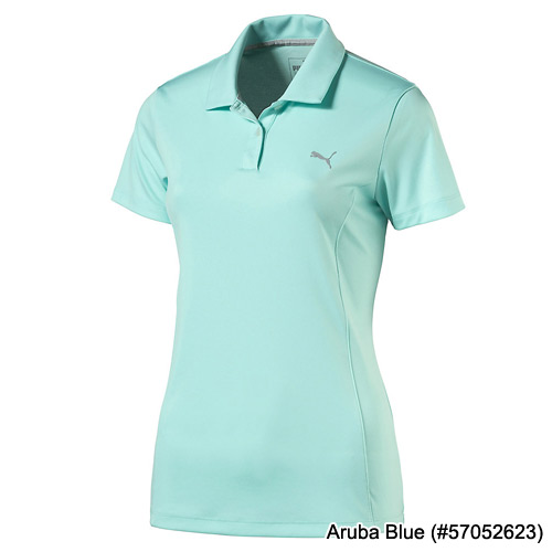 Puma Ladies Pounce Golf Polo