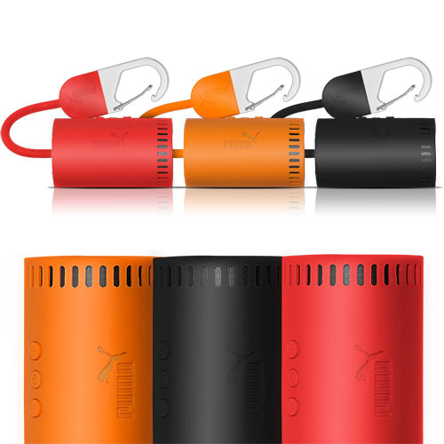 Puma Soundchuck Mini Bluetooth Speaker