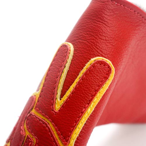 RBG Peace Leather Putter Headcover