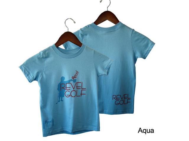 RevelGolf Junior Showtime T-Shirts