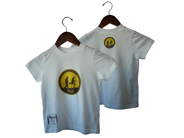 RevelGolf Walkers Junior T-Shirts (2105-bwalker)