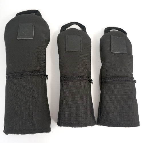 Rose & Fire Ballistic Nylon Headcover Sets