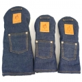 Rose & Fire Raw Denim Headcover Sets