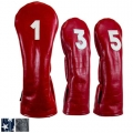 Rose & Fire Leather and Ballistic Nylon Headcover