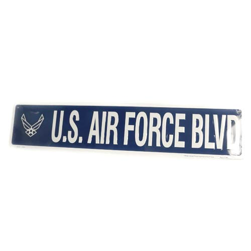 San Diego Gift U.S. Air Force Blvd Metal Street Signs