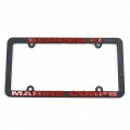 San Diego Gift Marines Plastic License Plate Frames