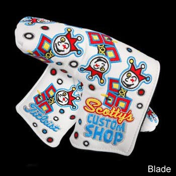 Scotty Cameron Jackpot Johnny White Headcover