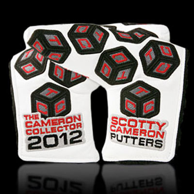 Scotty Cameron 2012 TCC Headcover