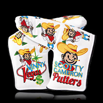 Scotty Cameron 2013 Vinny Vegas Headcover