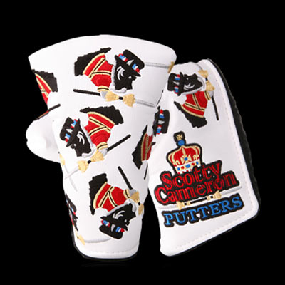 Scotty Cameron 2012 British Sir Scotty Dog Headcover
