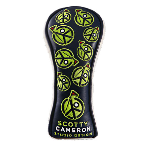Scotty Cameron 2015 Club Cameron Headcover
