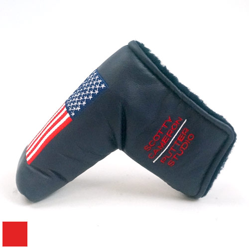 Scotty Cameron 2002 Large American Flag Putter Cover