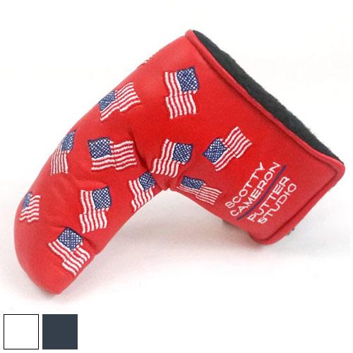 スコッティキャメロン Scotty Cameron 2002 Team USA Putter Cover【ゴルフ アクセサリー>ヘッドカバー】