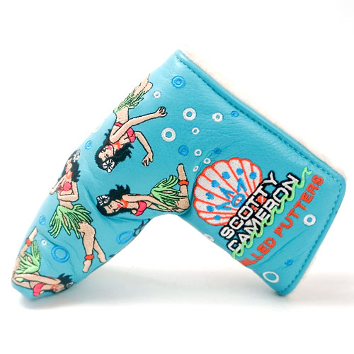 Scotty Cameron 2010 Hawaii Hula Palooza Putter Cover