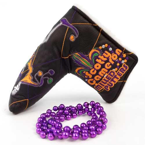 スコッティキャメロン Scotty Cameron Mardi Gras Headcovers【ゴルフ アクセサリー>ヘッドカバー】