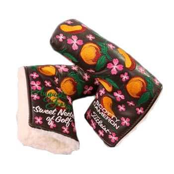 スコッティキャメロン 2009 Augusta Sweet Nectar of Golf Headcovers