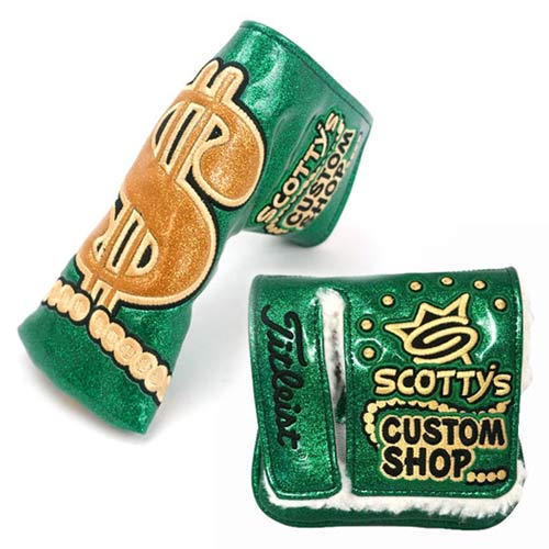Scotty Cameron Cash Is King Headcovers