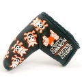 Scotty Cameron 2007 Skull & Bones Halloween Putter Cover