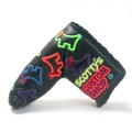 Scotty Cameron Dancing Junk Yard Dog Multi-Color Putter Cover