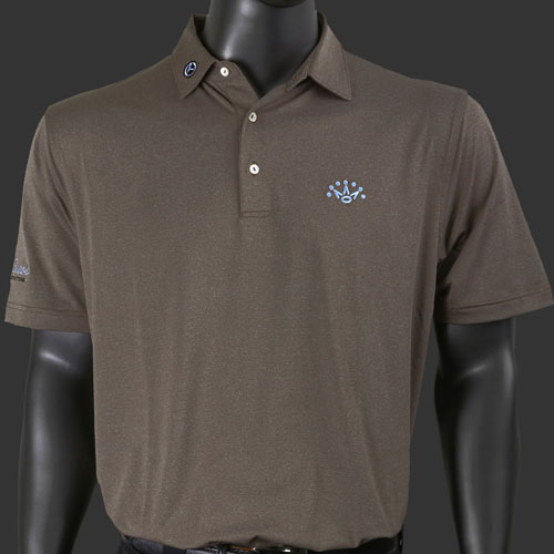 Scotty Cameron 7 Point Crown Tour Tech Fabric Polo Shirts
