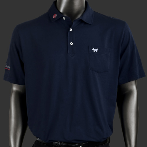 Scotty Cameron Scotty Dog Mountainside Wash Polo Shirts