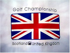 Scotty Cameron 2004 British Open T-Shirts