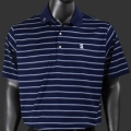 Scotty Cameron Tour Rat Classic Cotton Lisle Hanover Stripe Polo