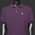 Scotty Cameron Scotty Dog Seaside Wash Station Stripe Polo Shirt