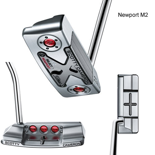 Scotty Cameron Select Series Putter