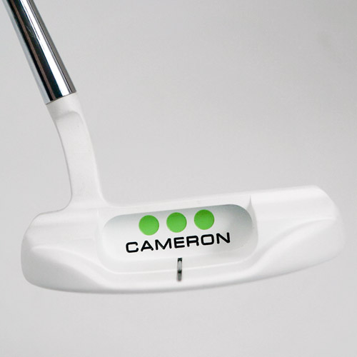 即配 Scotty Cameron Refinish White