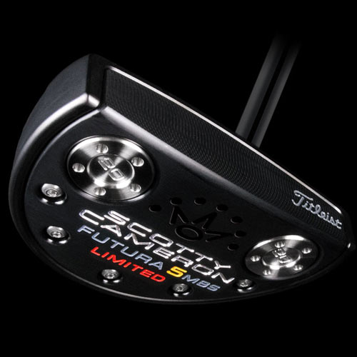 Scotty Cameron 2017 U.S. Limited Release Futura 5MBS Putter