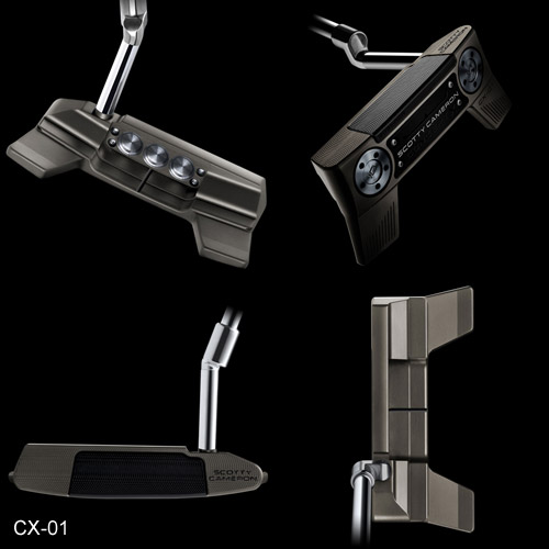 Scotty Cameron Limited Concept X Putters