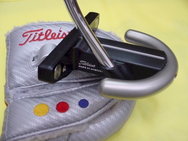 Scotty Cameron Phantom Futura Prototype Putter (Mallet)
