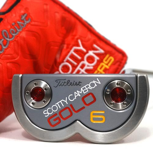 Scotty Cameron Limited Edition GoLo 6 (FIRSTRUN 1/500)