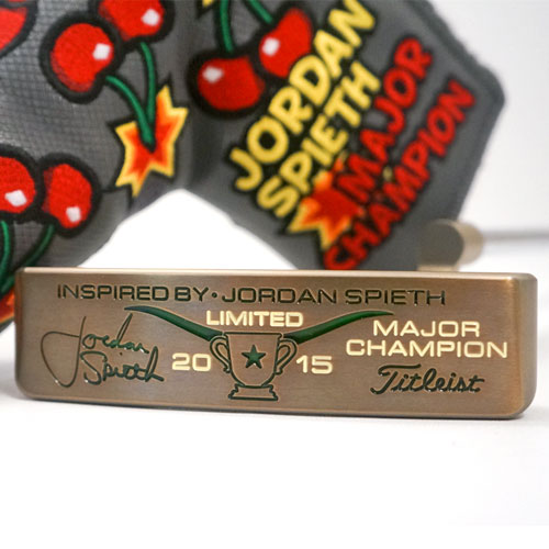 Scotty Cameron Inspired by JORDAN SPIETH