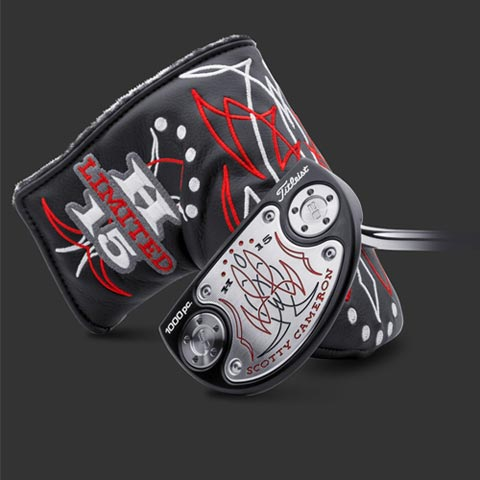 Scotty Cameron Limited Select Roundback H15 Putter