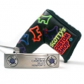 Scotty Cameron Custom Newport 2 with Purple Rat Putter