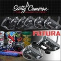 Scotty Cameron 2017 FUTURA特注パター