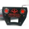 Scotty Cameron Futura 5.5 M Orange Custom Putter