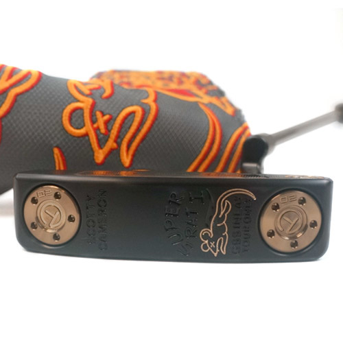 Scotty Cameron Tour Only Super Rat Masterful GSS Prototype