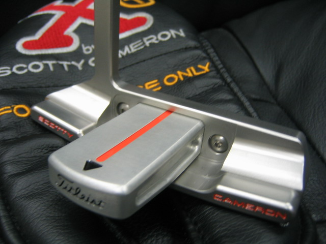 Scotty Cameron A-007409 Newport 2 Tour Detour SSS Putter