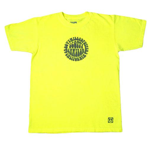 スコッティキャメロン 2012 Youth Groovy Milled Putters T-Shirts