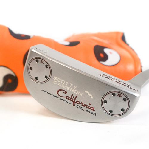 Scotty Cameron Used California Del Mar Putter