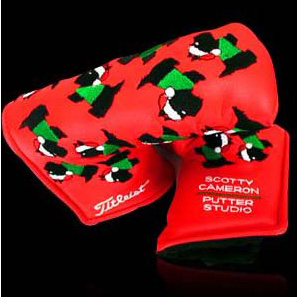 2004 Scotty Dog Holiday Headcovers