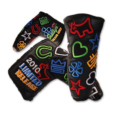 The Works - Custom Shop Stamps Headcovers