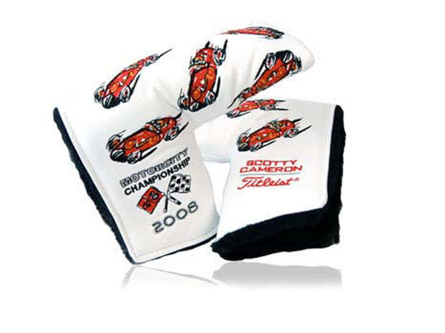 2008 Motor City Championship Headcover