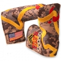 2009 Camo Putter Headcover