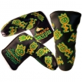 2010 Augusta, Georgia Putter Covers - Black Leather