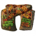 2010 Halloween The Bogey Monster Headcovers